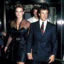Brigitte Nielsen and Sylvester Stallone - 428 x 600
