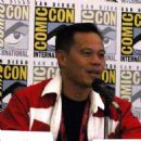 Ernie Reyes Jr. at TMNT 30th Anniversary panel at Comic-Con 2014