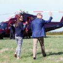 The Duke and Duchess of Cambridge Visit the Isles of Scilly - 454 x 300