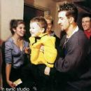 Lance Bass and Danielle Fishel - 360 x 359