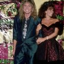 Tawny Kitaen and David Coverdale