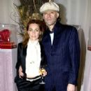 Jeanne Marine and Bob Geldof - 330 x 600