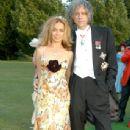 Jeanne Marine and Bob Geldof - 343 x 600