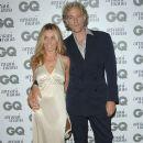 Jeanne Marine and Bob Geldof - 390 x 600