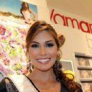 Gabriela Isler- Yamamay Store Opening in Cancun - 454 x 303