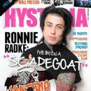 Ronnie Radke - Australian Hysteria Magazine Cover [Australia] (July 2013)