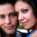 Corey Haim and Tiffany Shepis