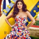 Twinkle Khanna - Vogue Magazine Pictorial [India] (August 2014) - 454 x 589