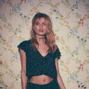 Bregje Heinen stars in For Love & Lemons' holiday 2016 Skivvies collection - 454 x 681