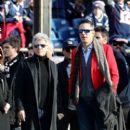 Jon Bon Jovi at AFC Championship at Gillette Stadium on January 21, 2018 in Foxborough, Massachusetts - 400 x 600
