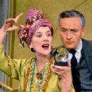 High Spirits (musical) Original 1964 Broadway Cast Starring Beatrice Lillie - 219 x 292