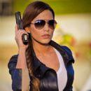 """Adriana Fonseca is Angela Valdez in """" Corazón valiente"""""""