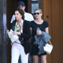 Kirsten Dunst: visiting a doctors office in Beverly Hills