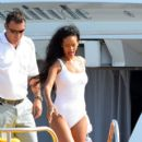 Rihanna in Cannes, France