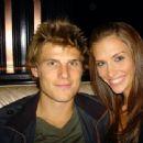 Travis Van Winkle and girlfriend Jamie Hill
