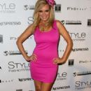 Bridget Marquardt 2014 Style Fashion Week In La