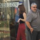 Danielle Panabaker- Films Her Show in Beverly Hills 6/20/2016