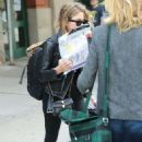 Cara Delevingne and Ashely Benson – Out and about in NYC - 454 x 679