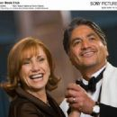 Left: Kathy Baker as Bernadette; Right: Miguel Nájera as Senor Obando. Photo by Ralph Nelson © 2007 Tom LeFroy, LLC, courtesy Sony Pictures Classics. All Right Reserved.