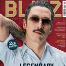 The Legendary Tigerman - BLITZ Magazine Cover [Portugal] (December 2017)