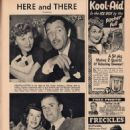 Barbara Stanwyck and Robert Taylor - Movie Life Magazine Pictorial [United States] (July 1951)