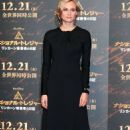 Diane Kruger - 'National Treasure: Book Of Secrets' Press Conference In Tokyo, 05.12.2007.