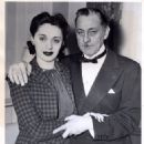 John Barrymore and Elaine Barrie - 454 x 591