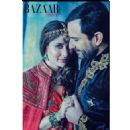 Saif Ali Khan - Harper's Bazaar Bride Magazine Pictorial [India] (November 2016)