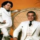 Ricardo Montalban and Hervé Villechaize