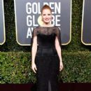Jessica Chastain At The 76th Golden Globe Awards (2019) - 417 x 600