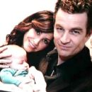 James Marsters and Gina Gershon