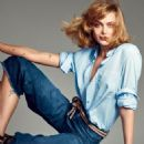 Frida Gustavsson - Elle Magazine Pictorial [Sweden] (April 2015)