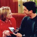 David Schwimmer and Bonnie Somerville