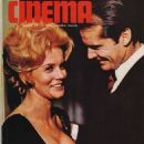 Ann-Margret - Cinema Magazine Cover [Italy] (January 1972)