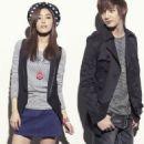 Kim Joon and Gook Ji Yun  photoshoots for Omphalos' 2009 - 454 x 824