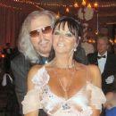 Linda Ann Gray and Barry Gibb