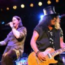 Slash Featuring Myles Kennedy Spread 'Apocalyptic Love' at New Hampshire Gig
