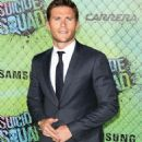 Scott Eastwood at 'Suicide Squad' Premiere in New York 08/01/2016