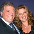 Elizabeth Anderson Martin and William Shatner - 325 x 300