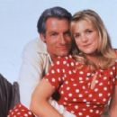 Courtney Thorne-Smith and Perry King