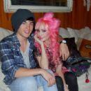 Daniel Boyd-Barrett and Audrey Kitching