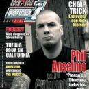 Phil Anselmo - Popular 1 Magazine Cover [Spain] (June 2011)