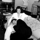Jimmy Stewart and Rosalind Russell