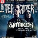 Satyr, Frost - Terrorizer Magazine Cover [United Kingdom] (April 2015)