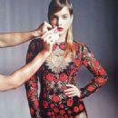 Barbara Palvin Vogue Magazine January 2015