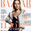 Candice Swanepoel Harper's Bazaar Argentina April 2012