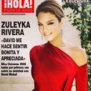 Zuleyka Rivera Mendoza - 454 x 589