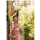 Kelly Brook in White Bikini – Instagram Pics