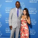 Sarah Shahi – 2017 NBCUniversal Upfront Presentation in New York May 15, 2017 - 454 x 638