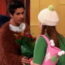 Jennifer Stone and David Henrie
